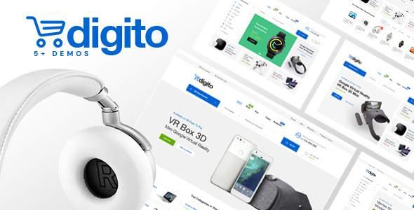 Digito – Magento2 Responsive Digital Theme TFx