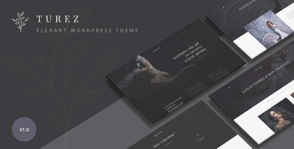 Turez – Luxury Bridal WooCommerce Theme TFx
