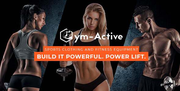 Gym Active – Sports Clothing amp Fitness Equipment Shopify Theme TFx