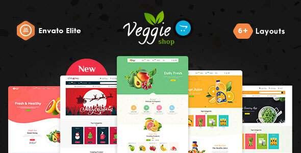 Veggie - OpenCart Multi-Purpose Responsive Theme TFx