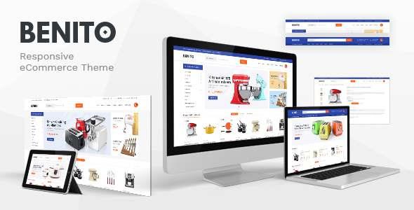 Benito - Mega Store Responsive Prestashop Theme TFx