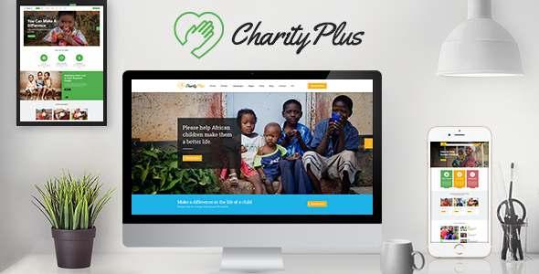 CharityPlus - Multipurpose Nonprofit Charity Drupal 9 Theme TFx