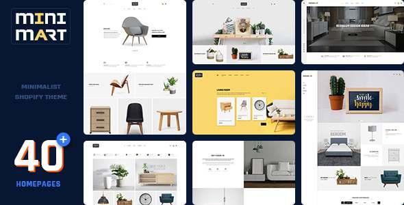 Minimart  Minimal Shopify Theme TFx Shopify