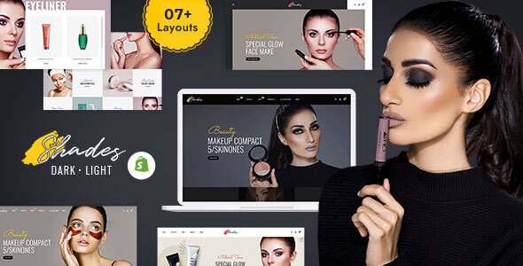 Shades - Bridal Studio - Shopify Responsive Theme TFx