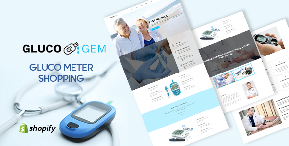 Gulcogem - Health Care Products Shopify Theme TFx