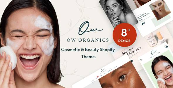 Oworganic - Multipurpose Sections Shopify Theme TFx