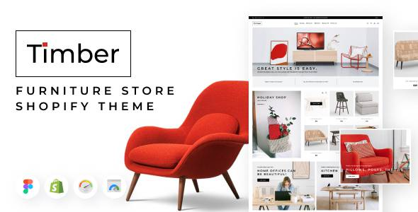Timber - Shopify Themes Furniture Store TFx