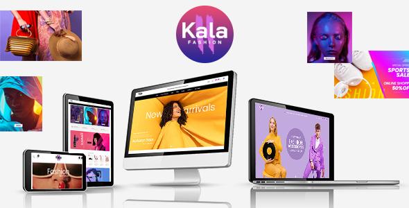 Kala Fashion – Mobile Optimized Responsive Shopify Theme TFx