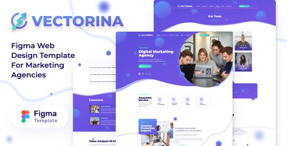 Vectorina - Marketing Agency TFx