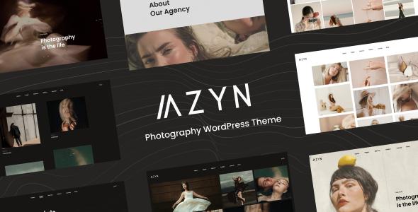 AZYN - Photography WordPress TFx WordPress