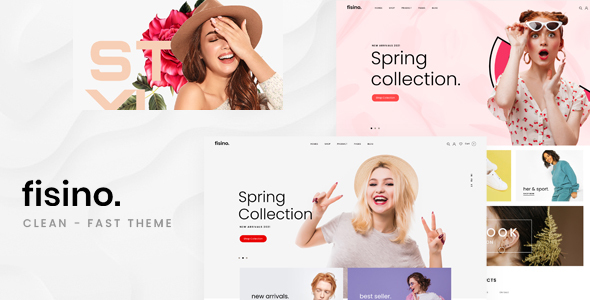 Fisino - Fashion WooCommerce WordPress Theme TFx