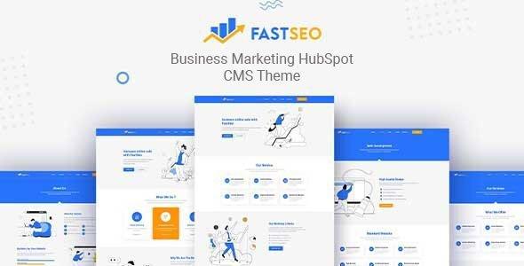 FastSEO - Business Marketing HubSpot Theme TFx