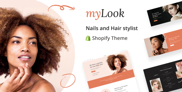 MyLook – Nails and Hair Stylist Shopify Theme TFx