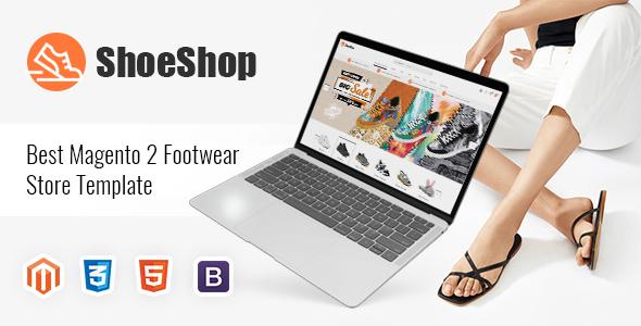 ShoeShop - Footwear Store Magento 2 Theme TFx