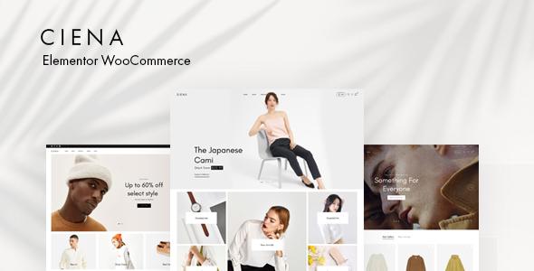 Ciena - Fashion WooCommerce WordPress Theme TFx
