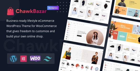 ChawkBazar - Lifestyle WooCommerce WordPress theme TFx